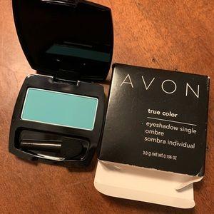Avon Eyeshadow Single Matte Aqua
